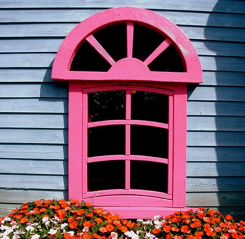 Window in Gardaland