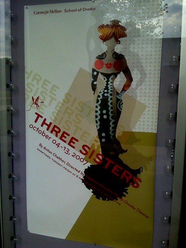 Three Sisters play