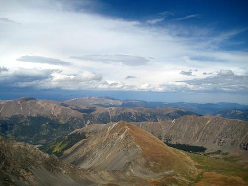 View From Grays Peak