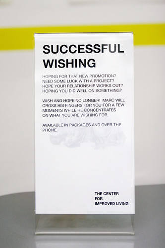 Successful Wishing