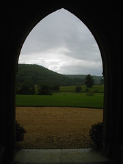 Milton Abbey, Dorset (James Smile Click!) Tags: england view spooky archway