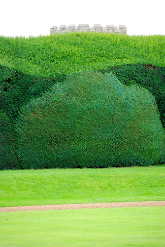 Layers of Green at Rousham Park