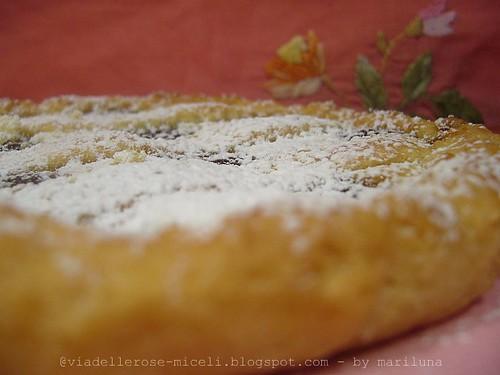 Crostata alla confettura di Zucca