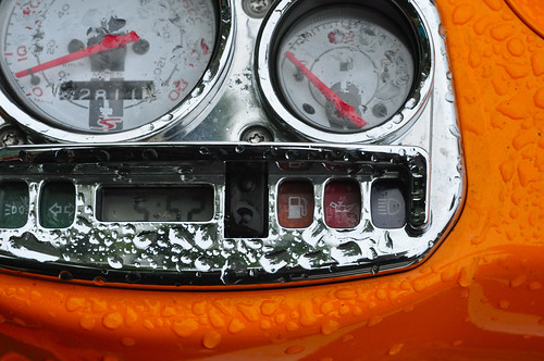 Orange Dashboard