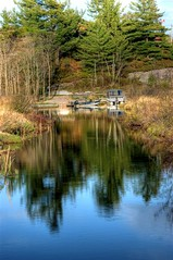 Reflections Along The French River