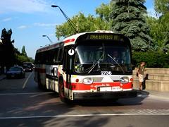Toronto Transit Commission 2736 (apta_2050) Tags: toronto ontario bus public gm ttc fishbowl transit newlook gmc yorkuniversity generalmotors torontotransitcommission yorku gmfishbowl gmnewlook t6h5307n gmdd gmt6h5307n