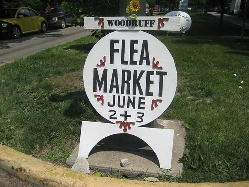 Woodruff Place Flea Market