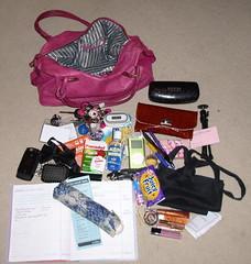 Handbag Silliness