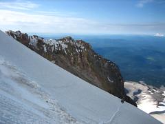 Hog's Back (jingman) Tags: highpoint mountaineering hood mounthood