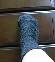 A Sock is Done