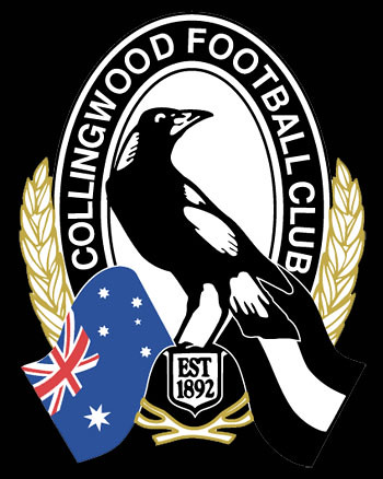 Collingwood Football Club Emblem | Flickr - Photo Sharing!