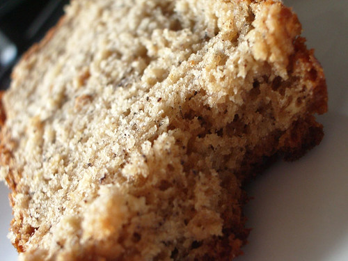Urban Drivel: Banana Oatmeal Bread | Cooking Light