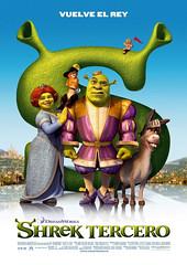 'Shrek tercero' de Chris Miller
