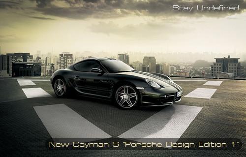 Sedan · Porsche Cayman S
