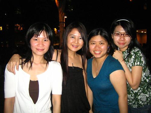 Jamie, me, QQ, Suki