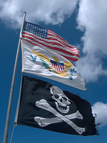 5l-Blackbeard's Tower Flags