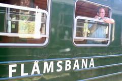 Flamsbana 1 (Vanessa McLaughlin) Tags: norway train flam flamsbana