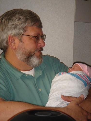 Rachel and Pops