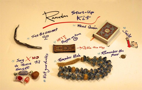 Ramadan Start-Up Kit... by nascity.