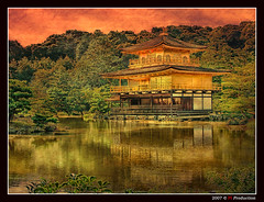 Golden Palace (Kyoto) (Eric Rousset) Tags: voyage old travel texture japan architecture photoshop photography bravo kyoto asia cs2 sony cybershot adobe asie japon photomanipulated 2007 goldenpalace postprocessing dscf828 themoulinrouge greatphotographers supershot magicdonkey outstandingshots flickrsbest nohdr platinumphoto anawesomeshot colorphotoaward flickrplatinum goldenphotographer ysplix theperfectphotographer thegardenofzen thegoldendreams piproduction ericrousset ericroussetphotography