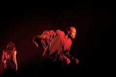 """(bisbiglio [in arte """"sbibbì""""]) Tags: man roma girl teatro donna danza ballo spettacolo uomini transe ballerini nottebianca ambrajovinelli wantedposse"""