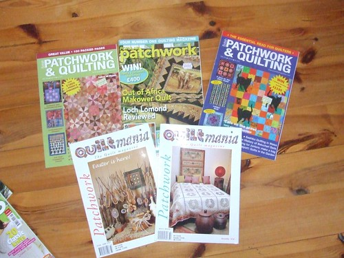 Patchwork Magazines