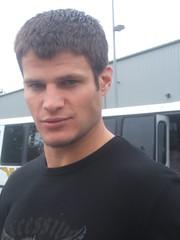 Kevin Bieksa (emerald_68) Tags: bearmountain canucks trainingcamp vancouvercanucks kevinbieksa bearmountainarena