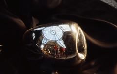 io e la mia bici (mauroppi) Tags: milano io autoritratto duomo galleria riflesso