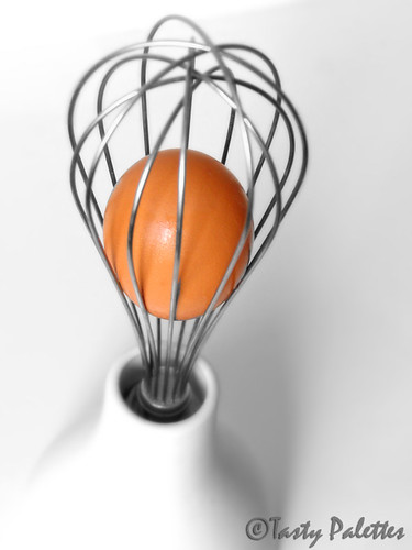 Egg In A Whisk III