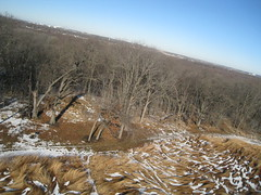 View of one of the Albany Mounds (rjoe_brandon) Tags: archaeology kap hopewell albanymounds