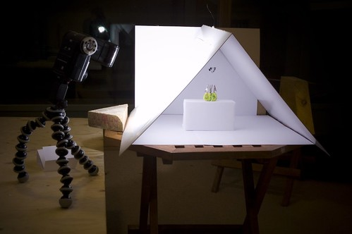 Light tent (by Lenny&Meriel)