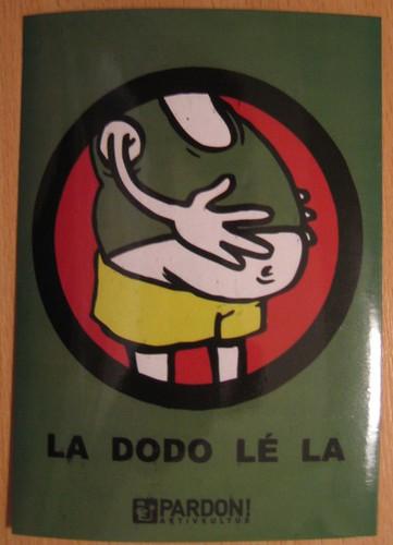 Carte postale Parton La Dodo Lé La