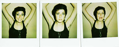 Stench (chantel beam photography) Tags: hairy girl pits hair polaroid riot femme smelly feminist armpits femminist