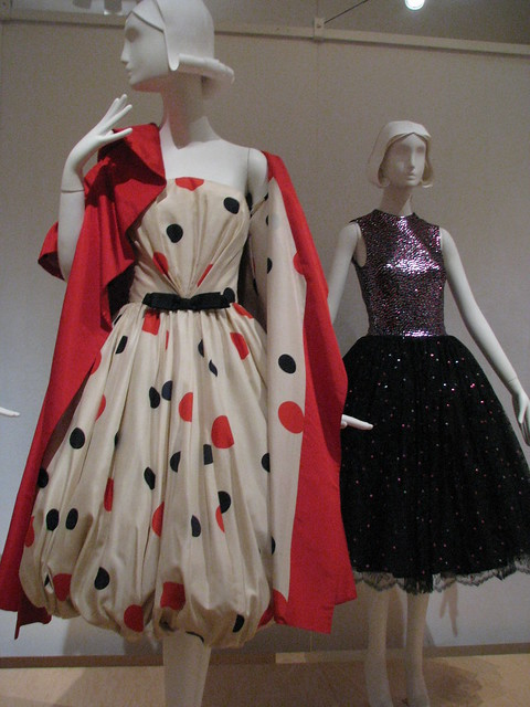 nyc fashion dresses brooklynmuseum arnoldscaasi normannorell americanhighstyle