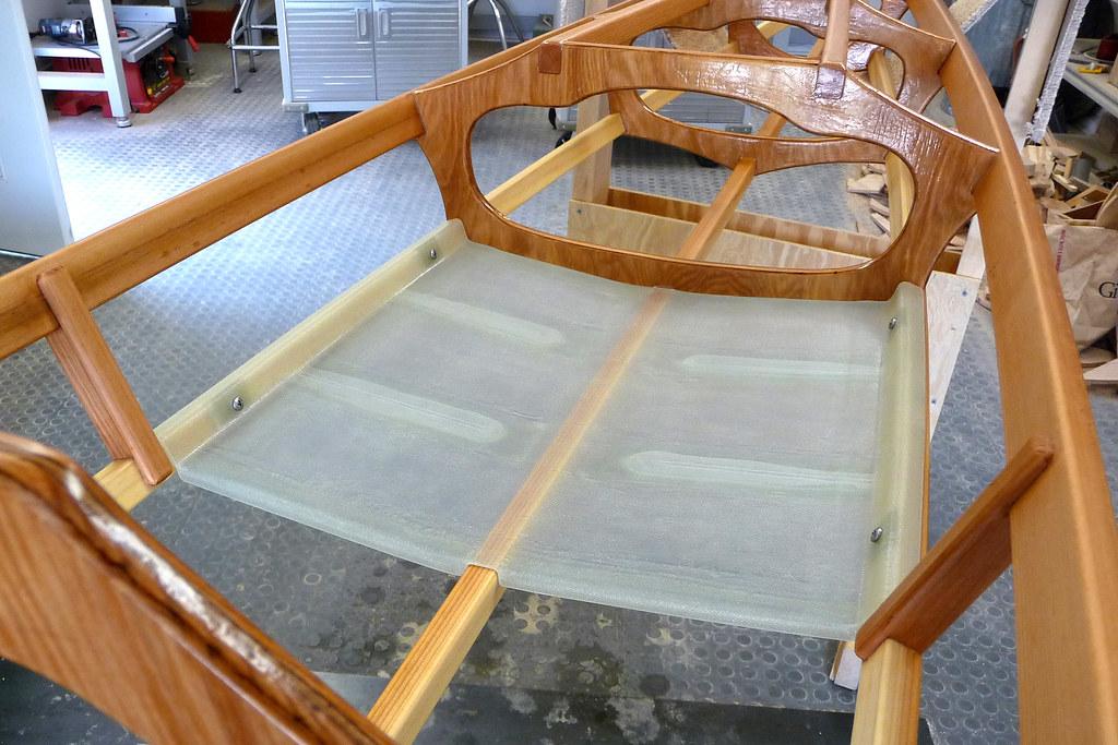 Skin-on-Frame: Yost floorboard in fiberglass *PIC*