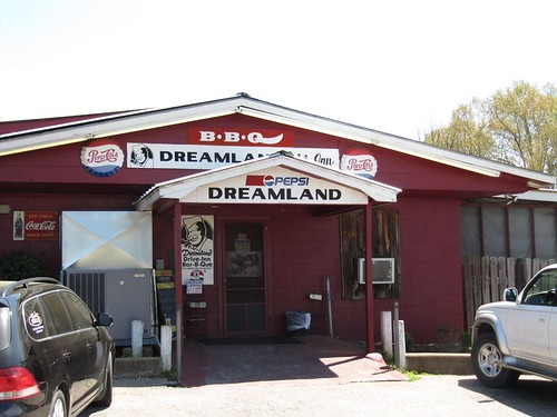 Dreamland BBQ, Tuscaloosa AL