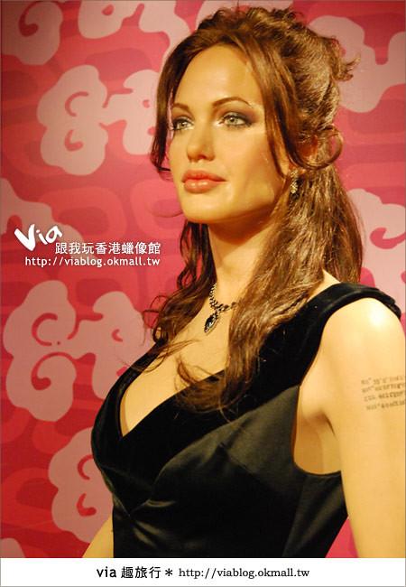 【香港自由行】香港太平山之旅~來杜莎夫人蠟像館探索吧!9