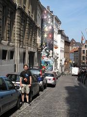 Murales - Bruxelles