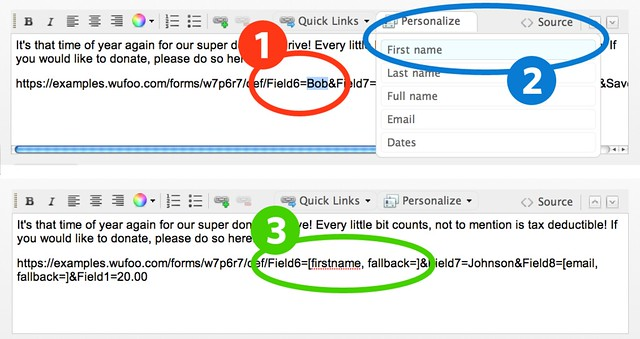 How To Use Mail Merge Tags In MailChimp And Campaign Monitor To Send - Mailchimp template tags