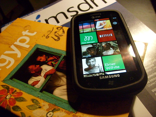 Windows Phone 7 for a Travel Tool?