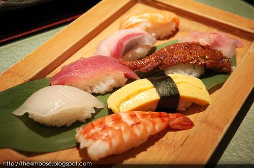 Kyousuishin 京すいしん - Sushi