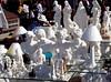 Fine plaster statuary from Tijuana