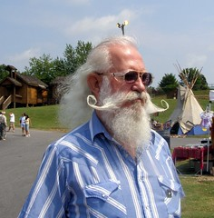 Handlebar Moustache @ Indian Festival,Cumming Ga. (Robert Lz) Tags: fairground handlebarmoustache indianfestival cummingga robertlz