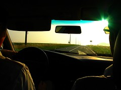 Sur la route (NguyenDai) Tags: light shadow clair obscur nguyendai