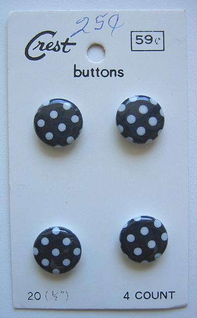 polkadot buttons