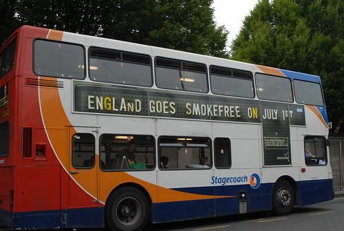Rauchfrei England goes smokefree on July 1st picture photo bild
