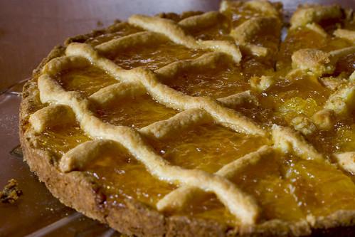Marmalade Crostata