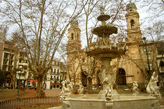 Plaza Constitucion - by Vince Alongi