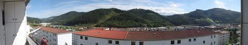 Balcony Pan - 2001