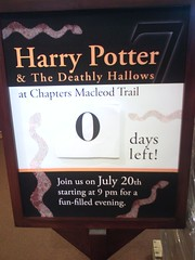 Harry Potter and the Deathly Hallow - 0 days left